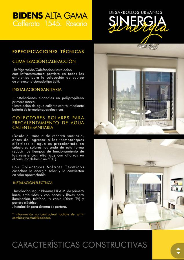 Foto Edificio en Macrocentro Cafferata 1500 número 6