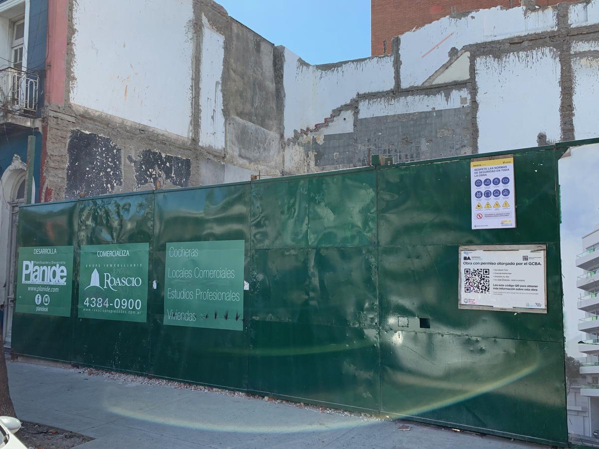 Foto Edificio en Caballito Av. Directorio 1655 número 6