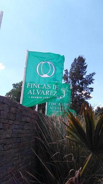 Foto Terreno en Venta en  Fincas de Alvarez,  Moreno  Fincas de Alvarez Barrio cerrado - Francisco Alvarez- Lotes