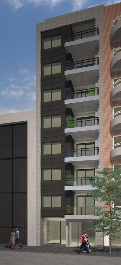 Emprendimiento Montevideo 959 en Barrio Norte