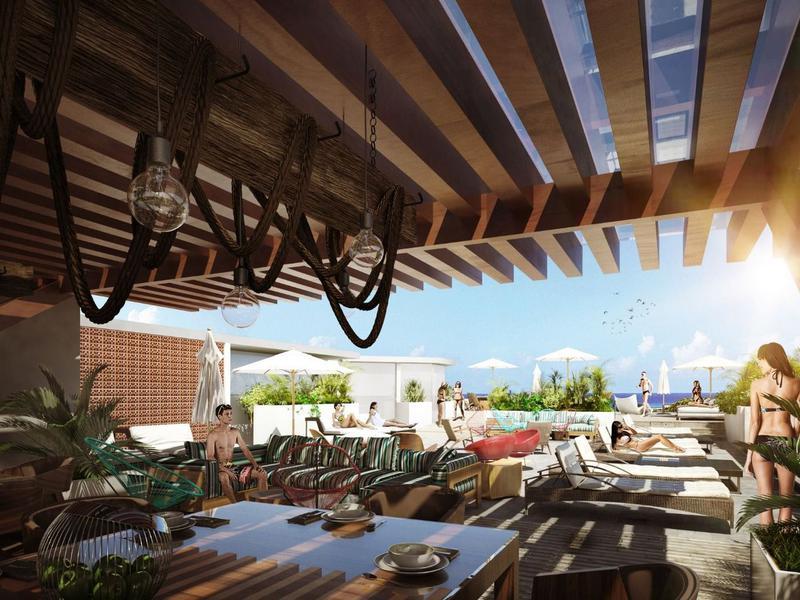Foto Edificio en Playa del Carmen Centro Calle 34 entre avda 20 y 10. número 23