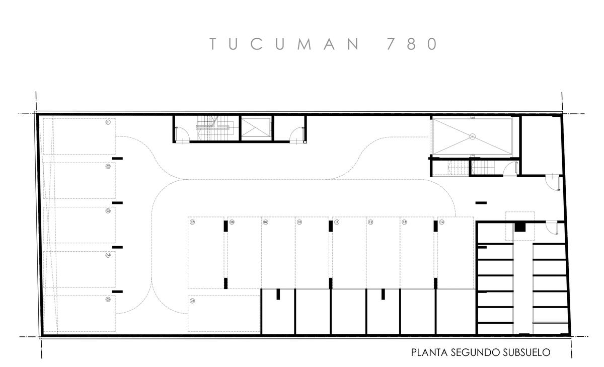 Foto Edificio en Microcentro             Tucuman 780          caba número 22
