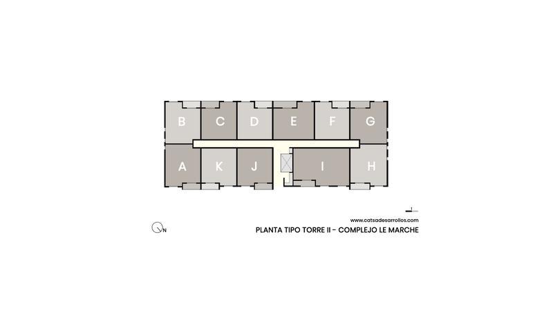 Foto Edificio en Nueva Cordoba   Le Marche- Velez Sarsfield 1802 número 5