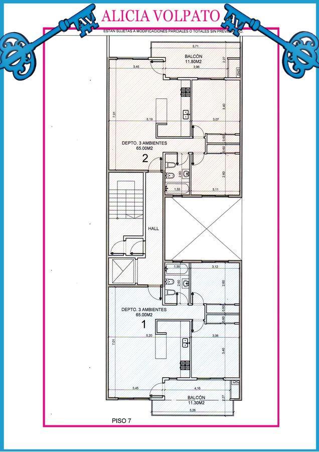 Foto Edificio en Wilde ZEBALLOS 6000 número 9