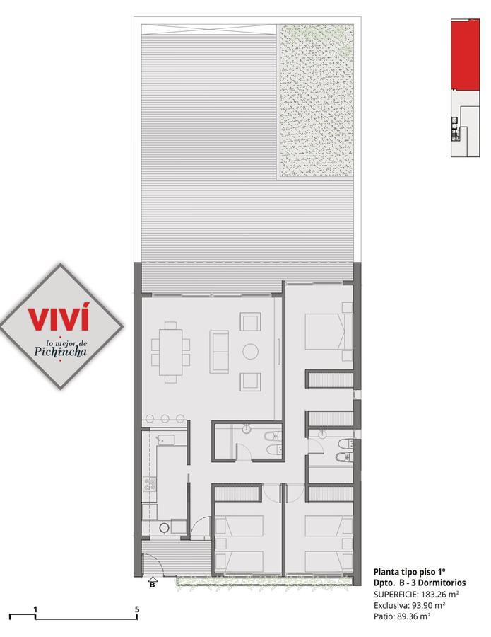 Foto Edificio en Pichincha SALTA 2261 número 5