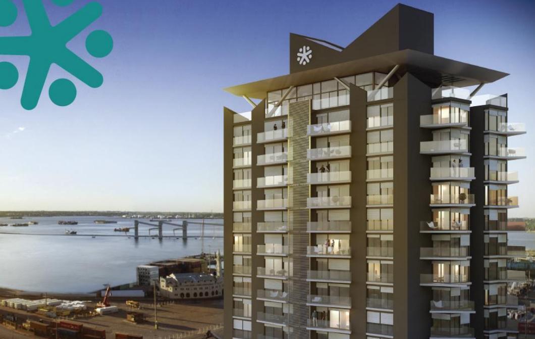 Foto EMPRENDIMIENTO - Edificio en  en  Montevideo , Montevideo  Nostrum Bay - Grupo Altius