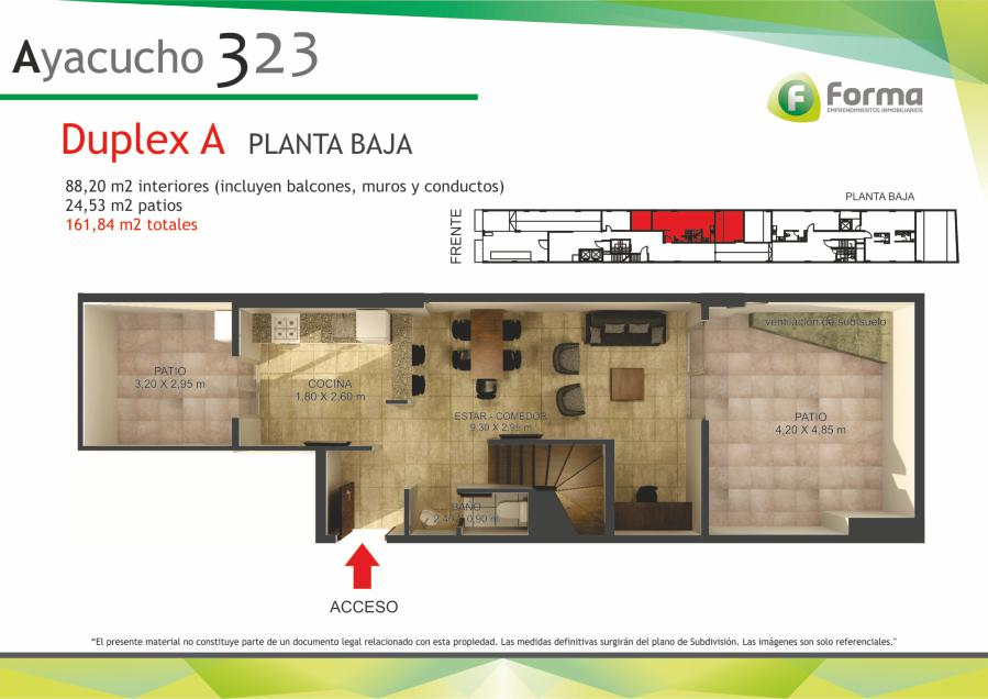 Foto Edificio en Barrio Sur AYACUCHO 232 número 15