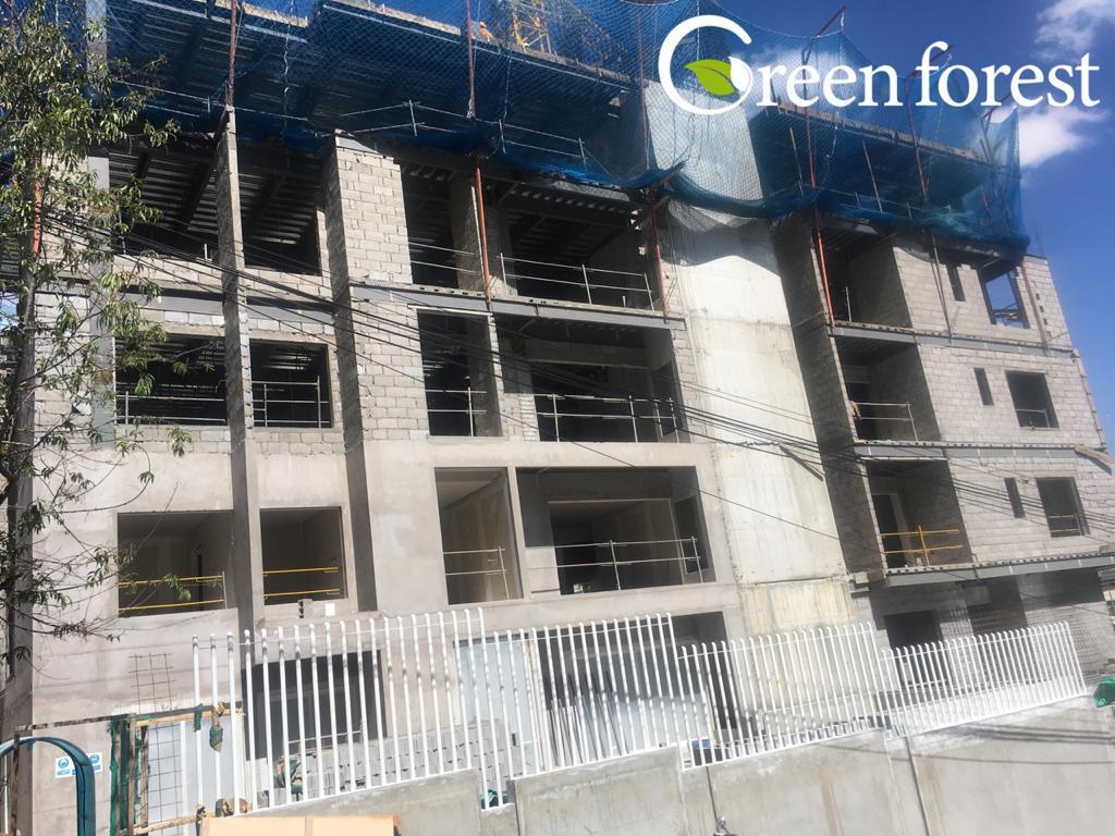 Foto Edificio en Centro Norte EL BOSQUE, JUNTO AL COLEGIO INTISANA, QUITO número 29