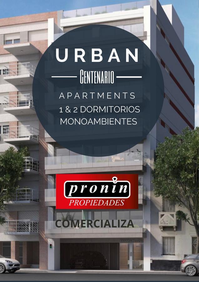 Foto Edificio en P.Centenario FRANKLIN y RIO DE JANEIRO número 9
