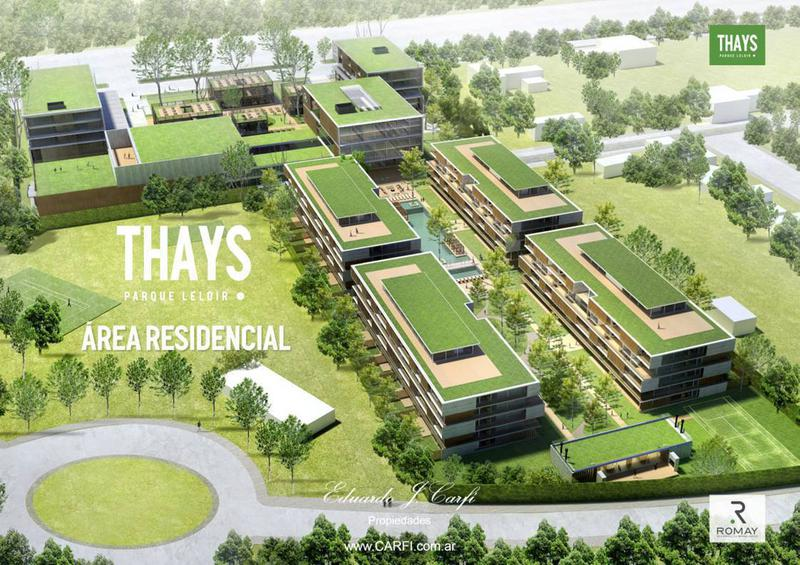 Foto Edificio de oficinas en Barrio Parque Leloir Av. Martin Fierro 3000 número 30