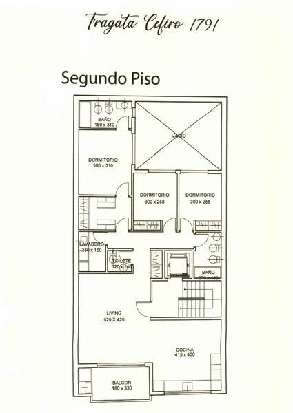 Foto Edificio en Mataderos Fragata Cefiro 1700 número 3