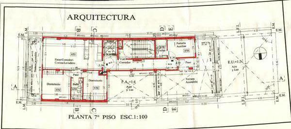 Foto Edificio en Villa Luro Emprendimiento Manzoni 45  número 16