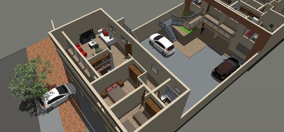 Foto Edificio en Capital Edificio Gamma número 7