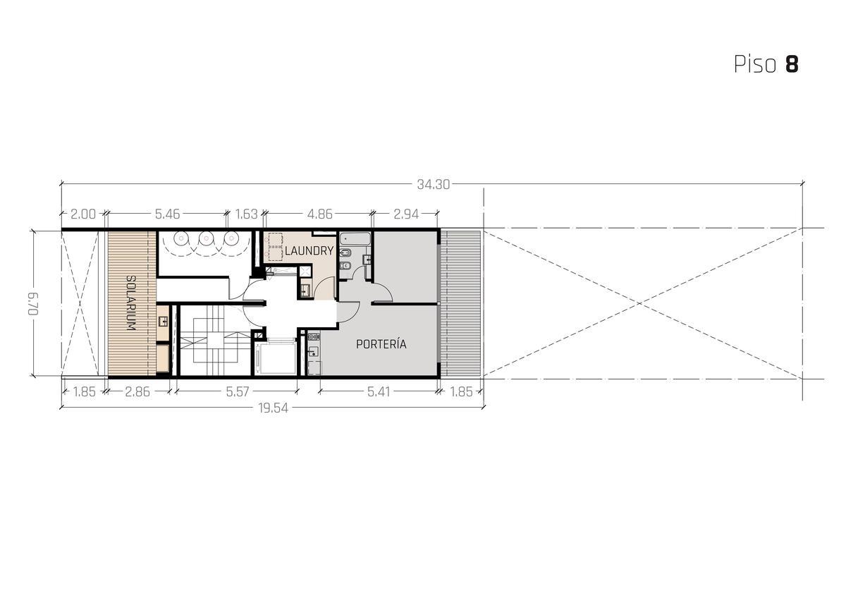 Foto Edificio en Recoleta Viamonte 2100 número 7