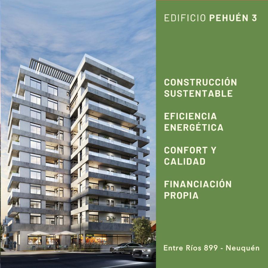 Foto EMPRENDIMIENTO - Edificio en  en  Capital , Neuquen  Entre Rios 899