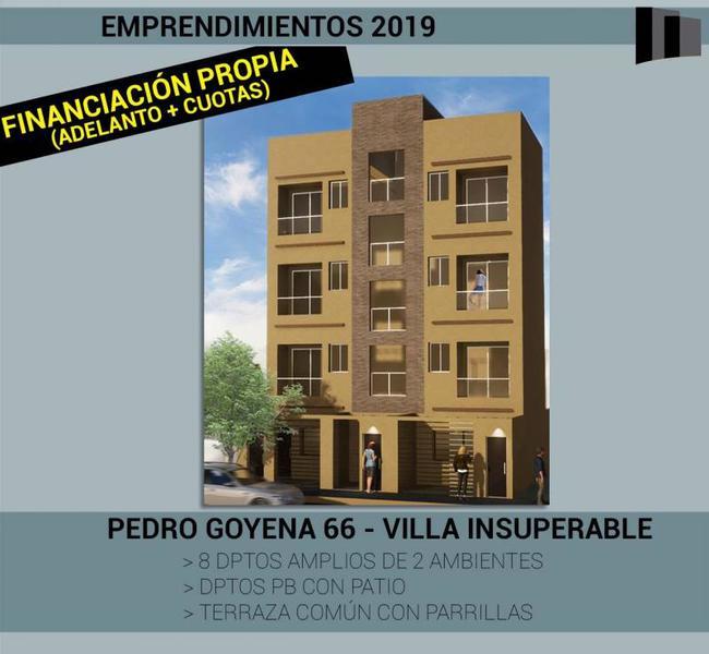 Foto Edificio en Lomas Del Mirador Pedro Goyena 66 número 2