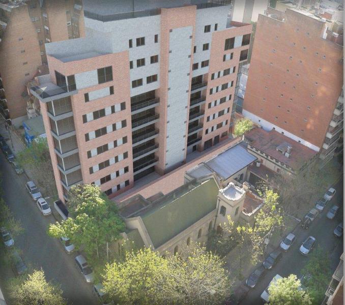 Foto Edificio en Belgrano R Mendoza 3000 número 2
