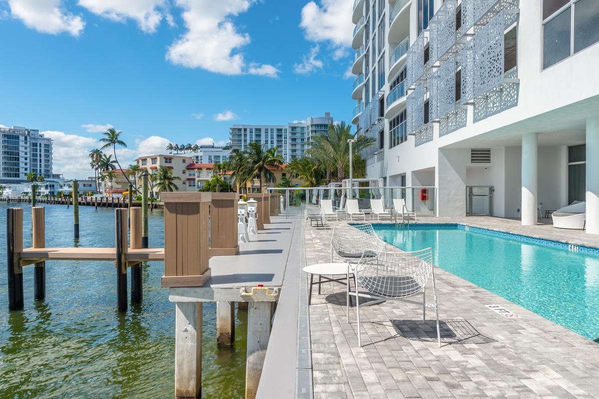 Foto Condominio en Broward 321 At Water's Edge Fort Lauderdale, Florida, USA  número 2