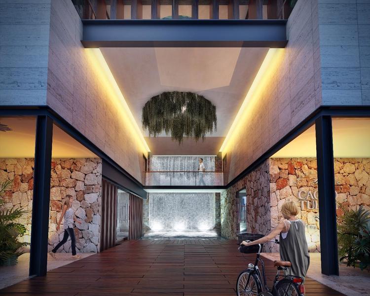 Foto Edificio en Tulum Centro  número 5