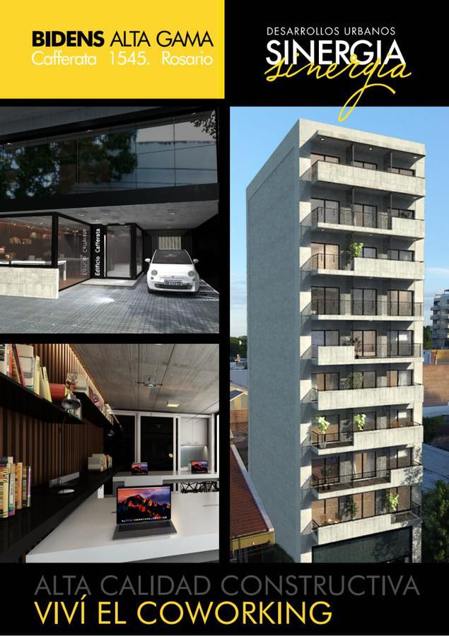 Foto Edificio en Macrocentro Cafferata 1500 número 3