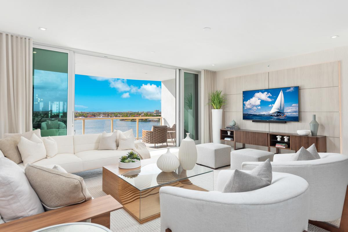 Foto Condominio en Broward 321 At Water's Edge Fort Lauderdale, Florida, USA  número 14
