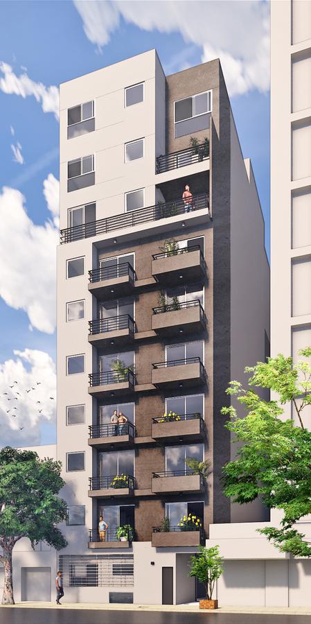 Foto Edificio en Almagro Av. Independencia  al 3900 número 19