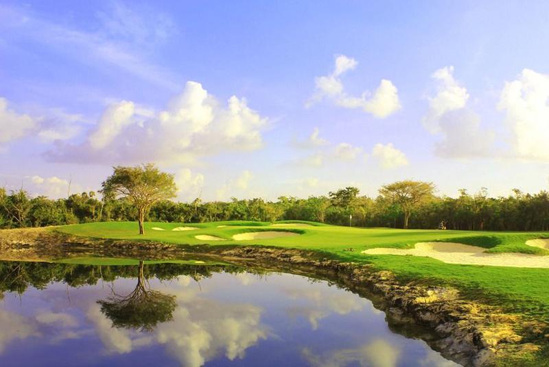 Foto  en Parque Residencial dos Lagos Km. 388, México 307, 46, 77580 Cancún, Q.R.