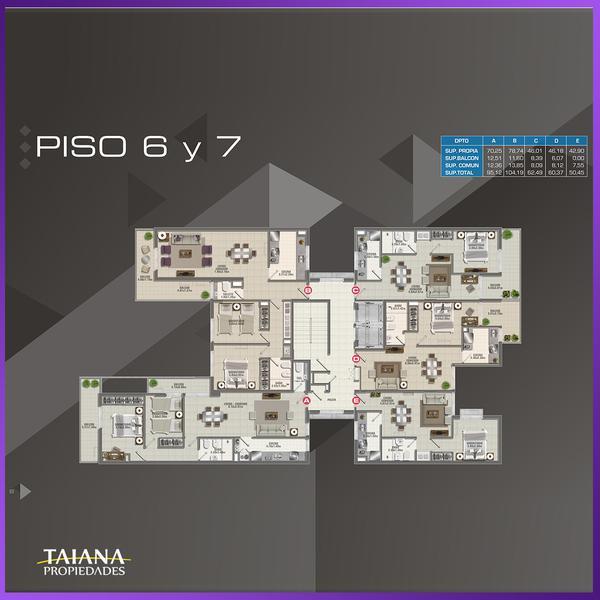 Foto Edificio en Nueva Cordoba             Lanin 9-Fructuoso Rivera 150           número 25
