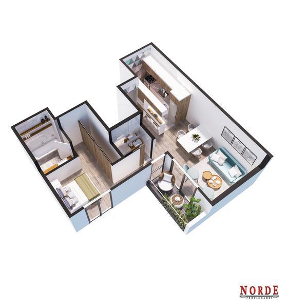 Foto Edificio en Liniers Acassuso 6100 número 7