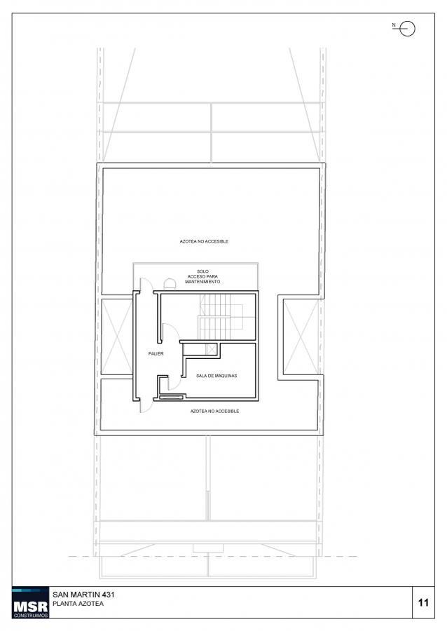 Foto Edificio en Centro San Martin 435 número 5