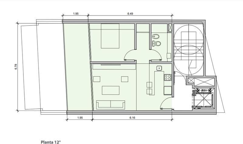 Foto Edificio en Coghlan FREIRE 2600 número 8
