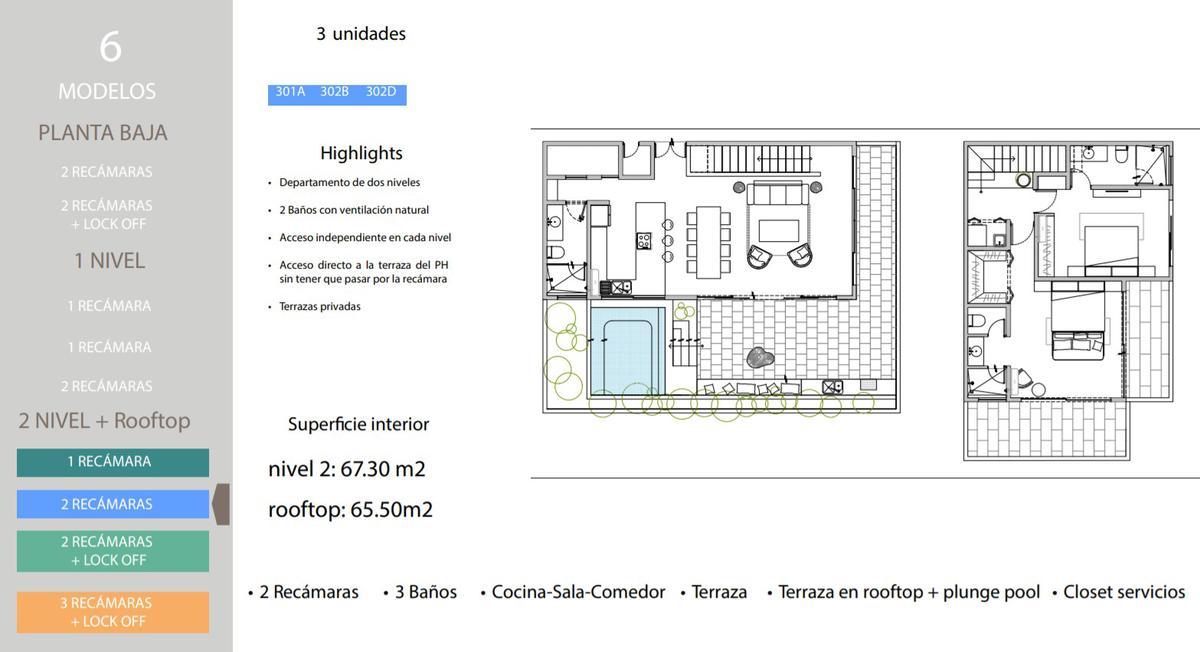 Foto Condominio en Aldea Zama Nuevo Eco Residence entre Aldea Zama y la Playa de Tulum        número 19
