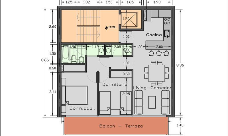 Foto Edificio en Villa Urquiza Galvan 2877 número 5