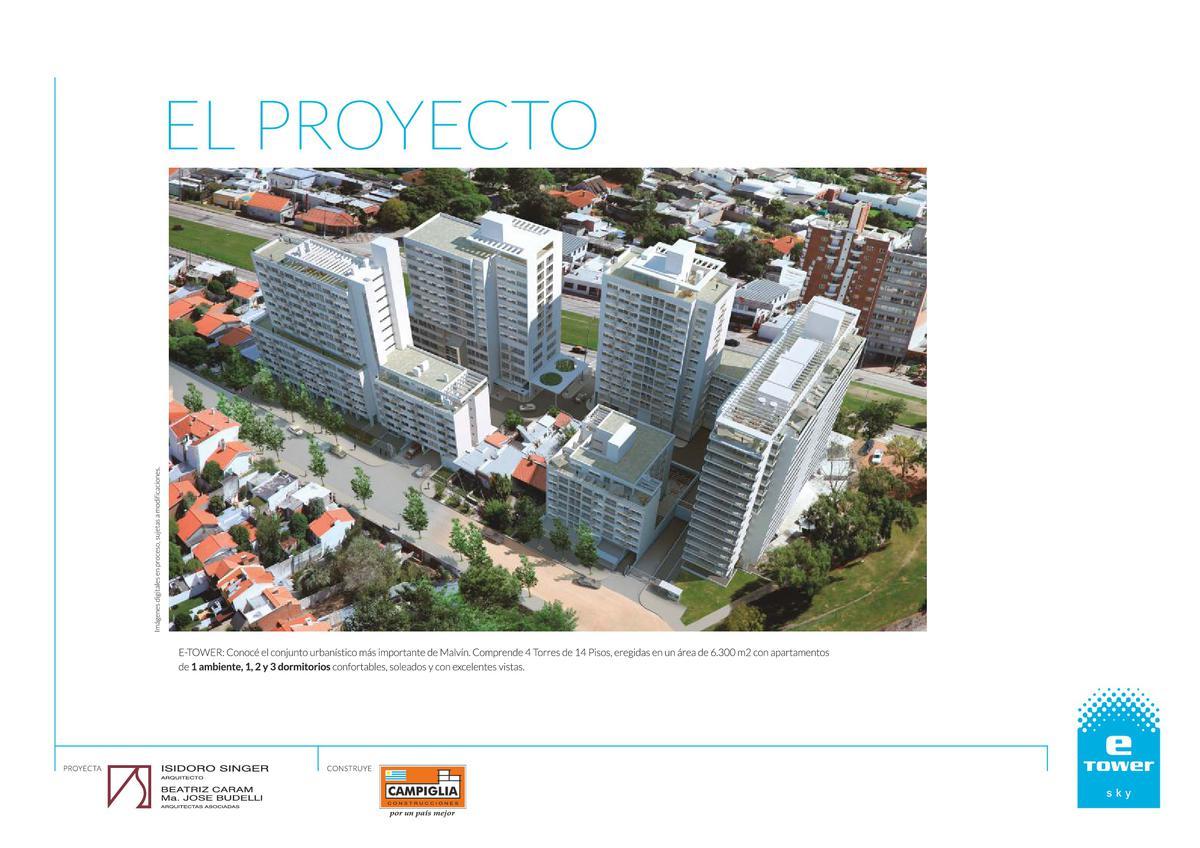Foto  en Malvín E-Tower Sky Nueva Etapa - Oviedo y Avda Italia