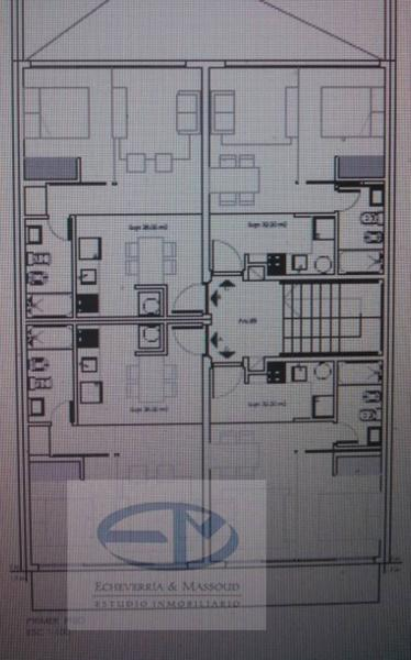 Foto Edificio en Echesortu San Luis 3849 número 1