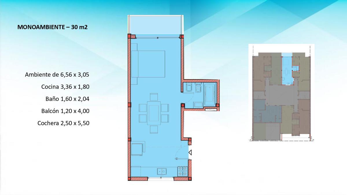 Foto Edificio en Pompeya 9 de Julio 4200 número 8