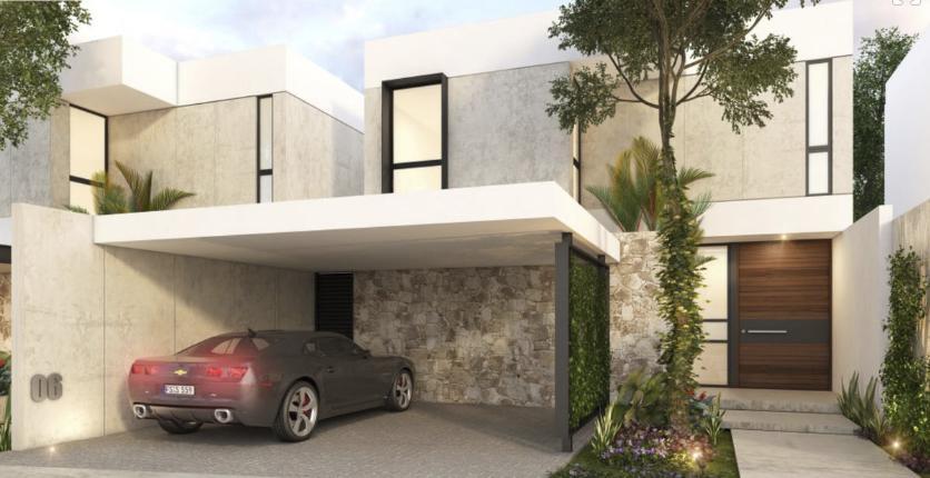 Foto Condominio en Temozon Norte Venta Simaruba residenciales número 7