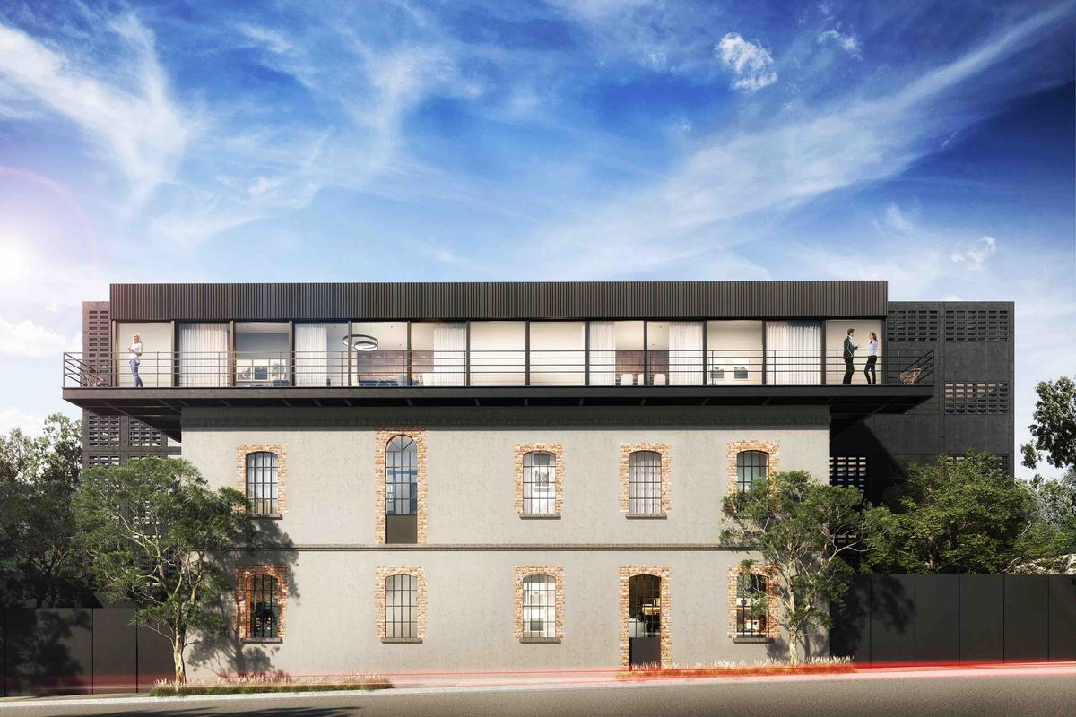 Foto Edificio en Mixcoac Mixcoac, 03910 Ciudad de México, CDMX número 2