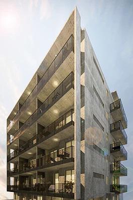 Foto Edificio en República de la Sexta 1° de Mayo 2101 número 12