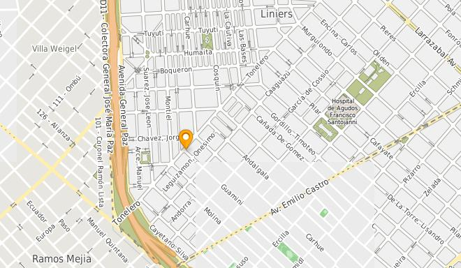 Foto Edificio en Liniers Tonelero 7326/28/30/32 número 3