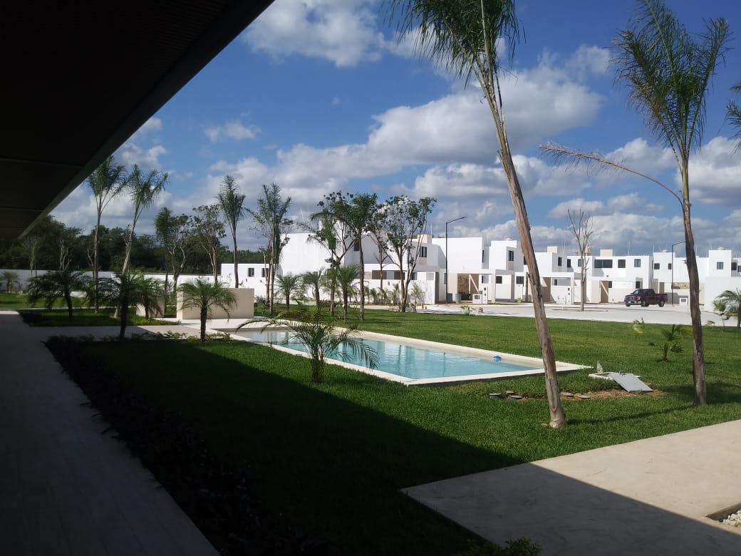 Foto Condominio en Pueblo Conkal Privada Residencial Aleza Conkal número 8