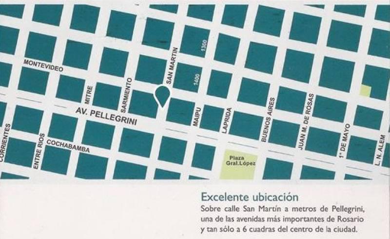 Foto Edificio en Centro San Martin 1625 número 8