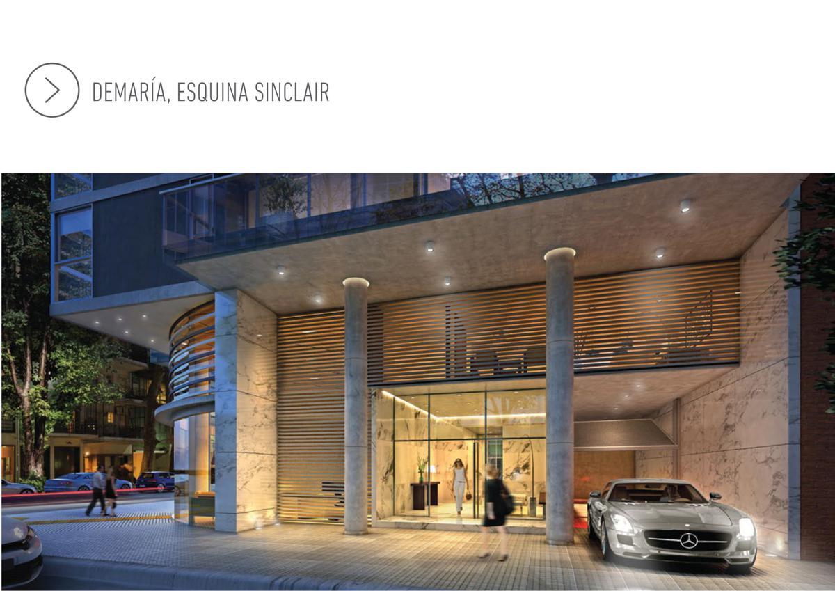 Foto Edificio en Palermo Nuevo Demaría y Sinclair número 2