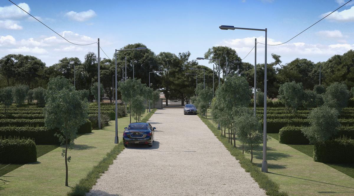 Foto Barrio Abierto en Villa Elvira Av. 7 y 622 número 7