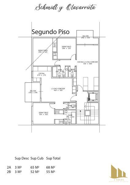 Foto Edificio en Mataderos Schmidl y Olavarrieta número 4