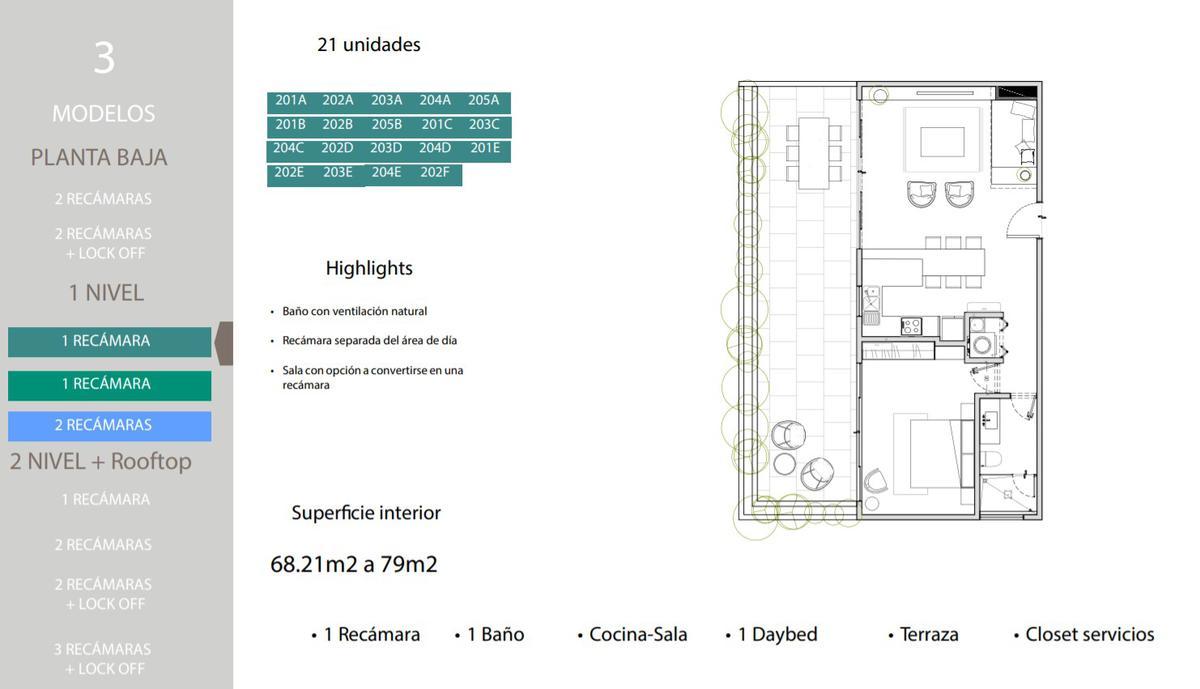 Foto Condominio en Aldea Zama Nuevo Eco Residence entre Aldea Zama y la Playa de Tulum        número 17