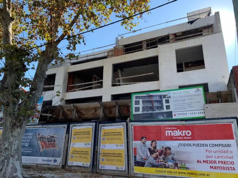 Foto Edificio en Villa Devoto Gabriela Mistral  4557 número 1
