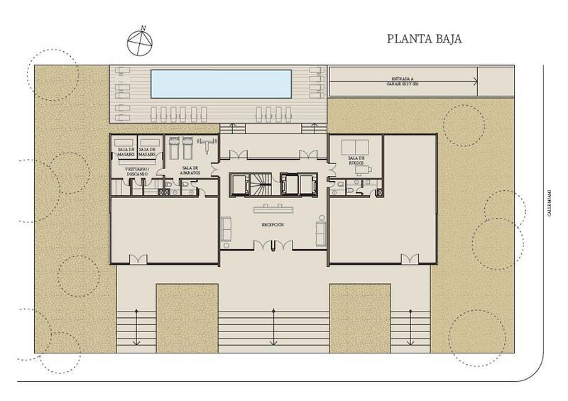 Foto Edificio en Playa Mansa Biarritz - Parada 4 de Playa Mansa número 4