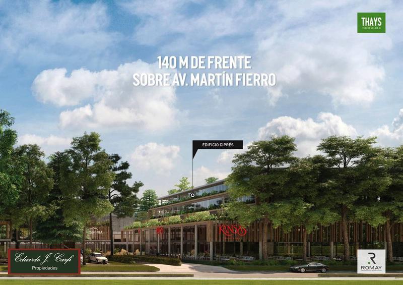 Foto unidad Oficina en Venta en  Barrio Parque Leloir,  Ituzaingo  Av. Martin Fierro 3000