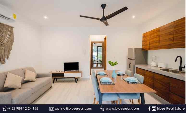 Unit picture Apartment in Sale in  Playa del Carmen,  Solidaridad  For sale apartments in Selva Tulum | Code 236